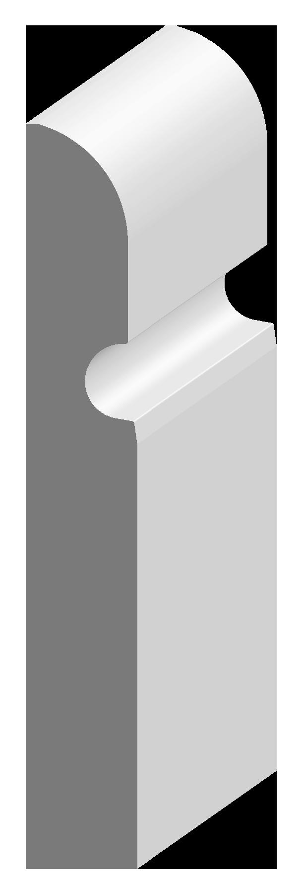 Z1044 CHAIR RAIL